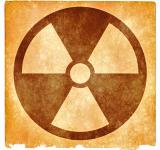 Free Photo - Nuclear Grunge Sign