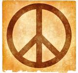 Free Photo - Peace Grunge Sign