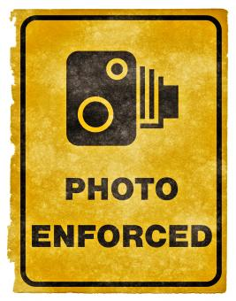 Photo Enforced Grunge Sign - Free Stock Photo