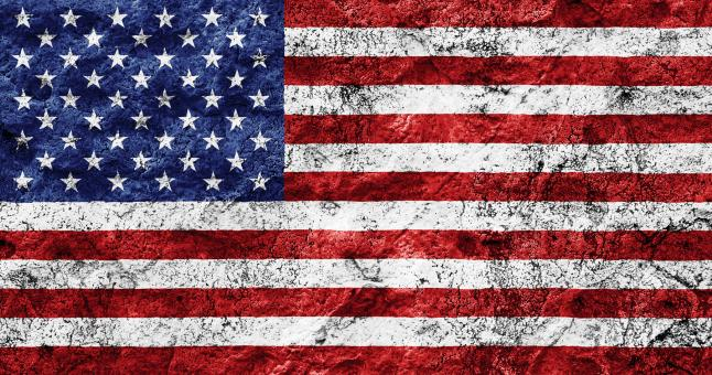 USA Grunge Flag - Free Stock Photo