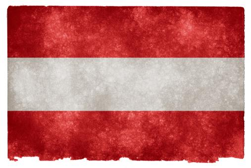 Austria Grunge Flag - Free Stock Photo