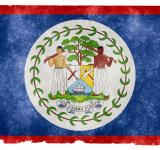 Free Photo - Belize Grunge Flag