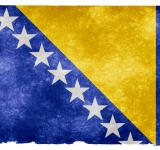 Free Photo - Bosnia and Herzegovina Grunge Flag