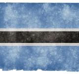 Free Photo - Botswana Grunge Flag