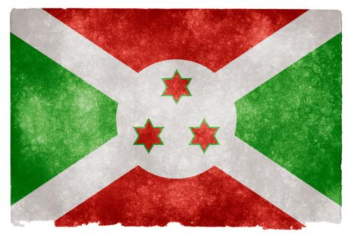 Burundi Grunge Flag - Free Stock Photo