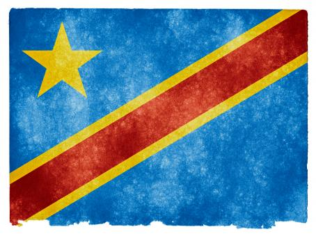 Democratic Republic of the Congo Grunge  - Free Stock Photo