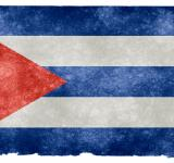Free Photo - Cuba Grunge Flag