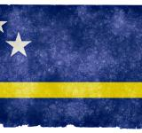 Free Photo - Curacao Grunge Flag