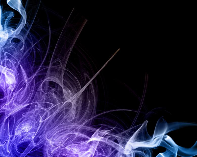 Free Stock Photo of Abstract blue and purple wavy background Created by mrceviz