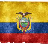 Free Photo - Ecuador Grunge Flag
