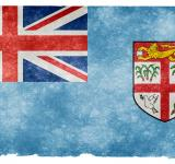 Free Photo - Fiji Grunge Flag