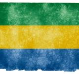 Free Photo - Gabon Grunge Flag