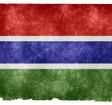 Free Photo - Gambia Grunge Flag