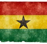 Free Photo - Ghana Grunge Flag