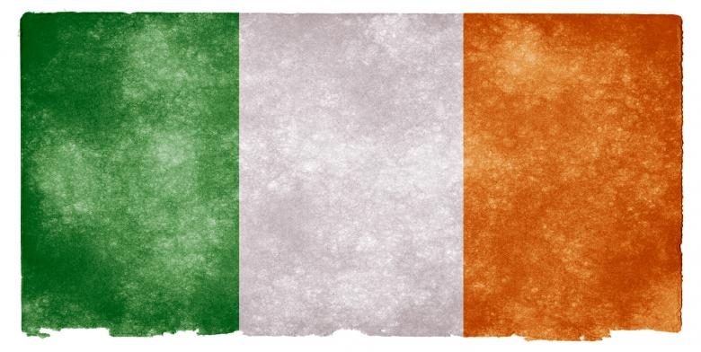 Free Stock Photo of Ireland Grunge Flag Created by Nicolas Raymond