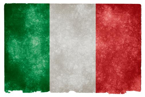 Italy Grunge Flag - Free Stock Photo