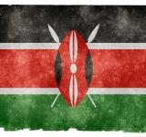 Free Photo - Kenya Grunge Flag