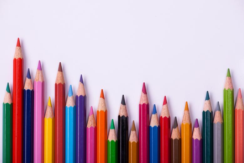 Free Stock Photo of Color pencils Created by 2happy