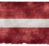 Free Photo - Latvia Grunge Flag