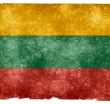 Free Photo - Lithuania Grunge Flag