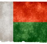 Free Photo - Madagascar Grunge Flag