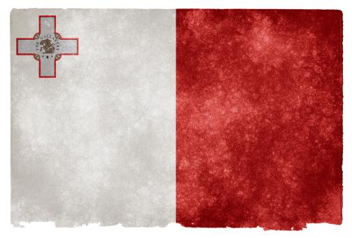 Malta Grunge Flag - Free Stock Photo