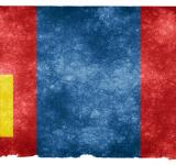 Free Photo - Mongolia Grunge Flag