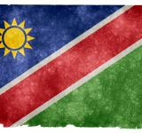 Free Photo - Namibia Grunge Flag