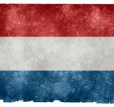 Free Photo - Netherlands Grunge Flag