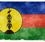 Free Photo - New Caledonia Grunge Flag