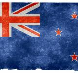 Free Photo - New Zealand Grunge Flag