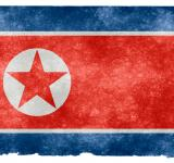 Free Photo - North Korea Grunge Flag