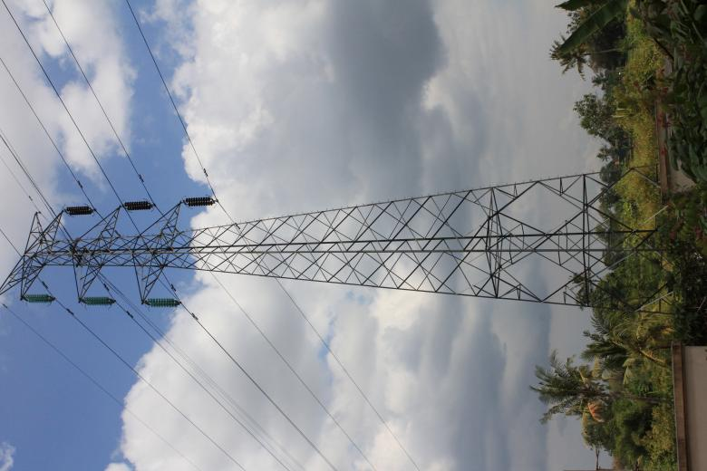 Free Stock Photo of electric pole Created by Gebyar Andyono