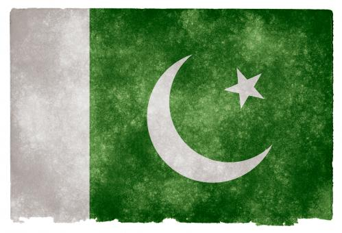Pakistan Grunge Flag - Free Stock Photo