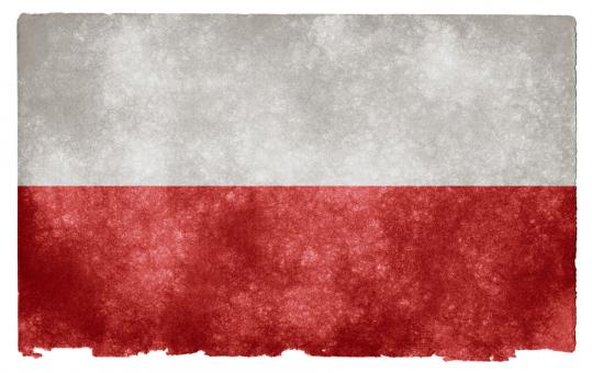 Poland Grunge Flag - Free Stock Photo