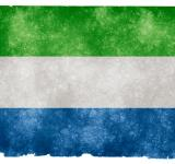 Free Photo - Sierra Leone Grunge Flag