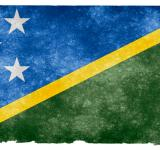 Free Photo - Solomon Islands Grunge Flag