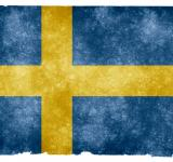 Free Photo - Sweden Grunge Flag