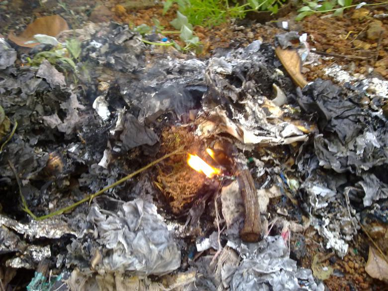 Free Stock Photo of Waste Buring Created by Tona sam