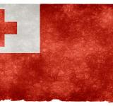 Free Photo - Tonga Grunge Flag