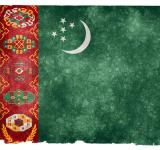 Free Photo - Turkmenistan Grunge Flag
