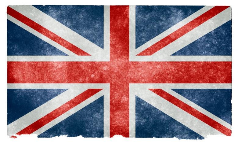 Free Stock Photo of UK Grunge Flag Created by Nicolas Raymond