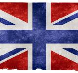 Free Photo - UK Grunge Flag - Inverted