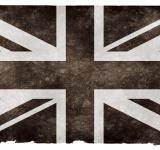 Free Photo - UK Grunge Flag - Black and White