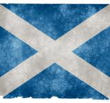 Free Photo - Scotland Grunge Flag