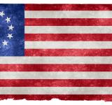 Free Photo - USA Betsy Ross Grunge Flag