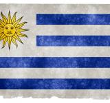 Free Photo - Uruguay Grunge Flag