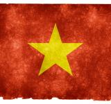 Free Photo - Vietnam Grunge Flag