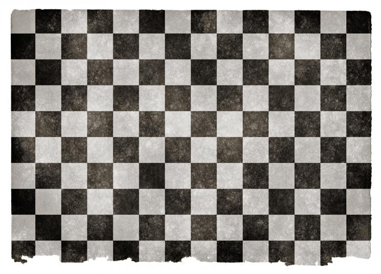 Free Stock Photo of Checkered Grunge Flag Created by Nicolas Raymond