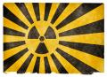 Free Photo - Nuclear Burst Grunge Flag